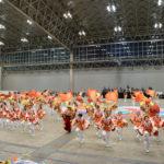 東京2020オリンピック聖火リレー聖火引継式東京2020文化パート リハーサル開催!