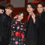 『あずみ~戦国編~』公演成功祈願・制作発表会開催