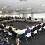 「新たな出発 東京2020大会実施本部」発足