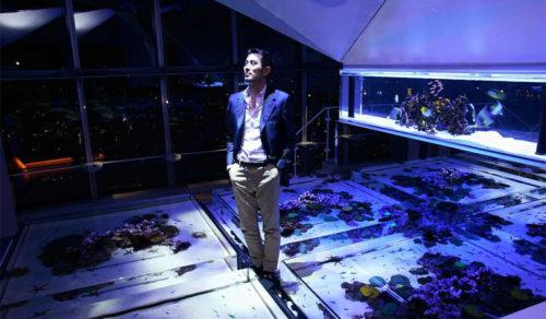 アートアクアリウム美術館 2020年8月東京・日本橋に常設オープン!