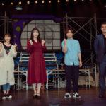 舞台「知恵と希望と極悪キノコ」開幕!