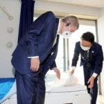 東京2020大会延期後初となるIOCバッハ会長が来日