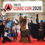 東京コミコン2020 2日目開催!
