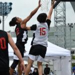 READY STEADY TOKYOーバスケットボール(3×3バスケットボール)開催