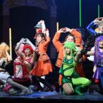 舞台「キューティーハニー CLIMAX」開幕!