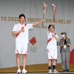 東京2020オリンピック聖火リレー いよいよ開催都市東京へ