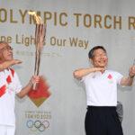 東京2020オリンピック聖火リレー東京都 東村山市に志村けんさんの兄、知之さんが登場!