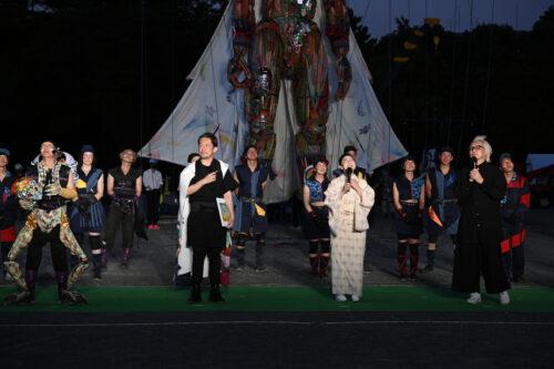しあわせはこぶ旅 モッコが復興を歩む東北からTOKYOへ、そして世界へ Presented by ENEOS 終着の地、新宿で開催!