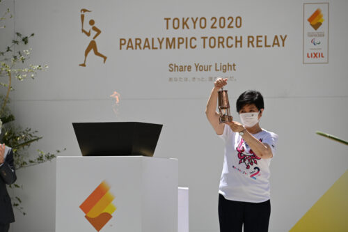 東京2020パラリンピック聖火リレー 東京都DAY1開催!